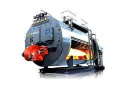 WNS型燃油燃气蒸汽、热水锅炉